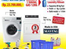 paket laundry kiloan Paket Laundry Kiloan dari [mesinlaundrykitchen.com]